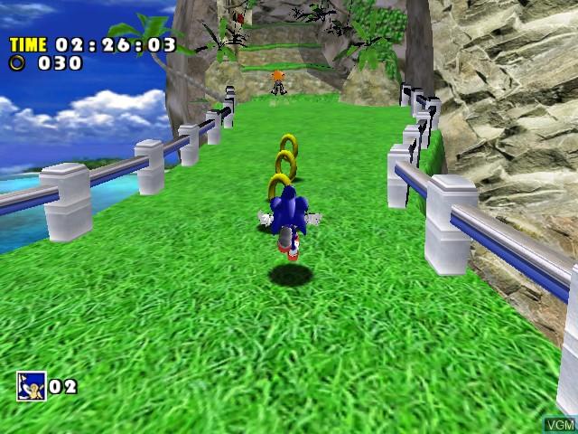Sonic Adventure DX - Director's Cut for Nintendo GameCube