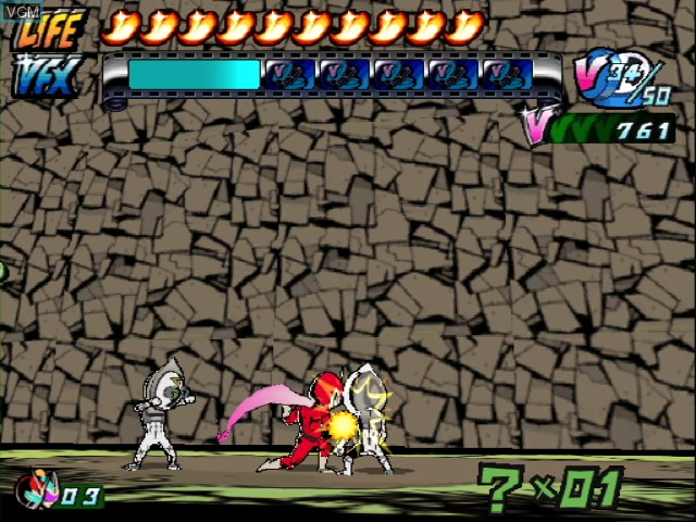 Viewtiful Joe 2 - Black Film no Nazo