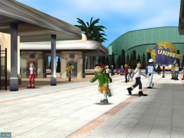 Universal Studios Japan Adventure