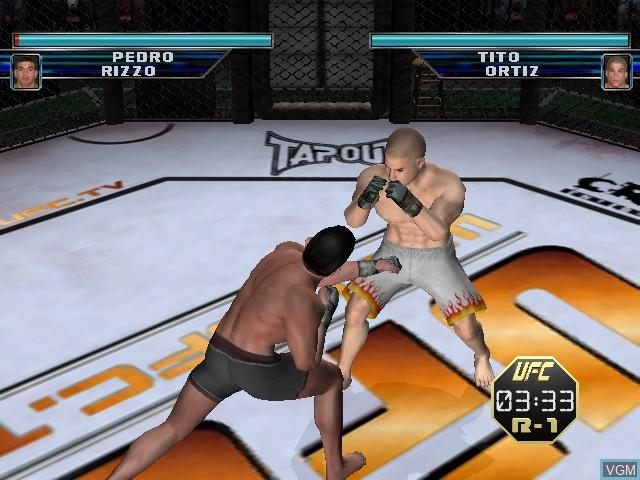 UFC - Throwdown