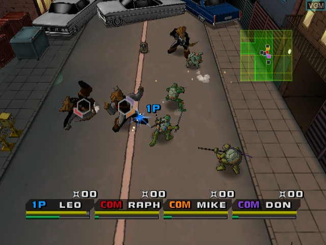Teenage Mutant Ninja Turtles 3 - Mutant Nightmare