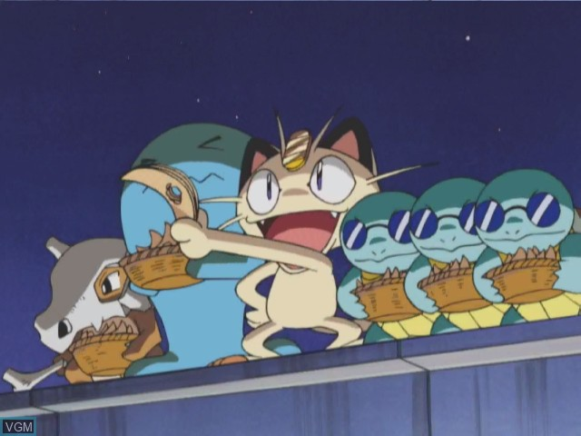Pokemon Channel - Bangumi Kakuchou Pack