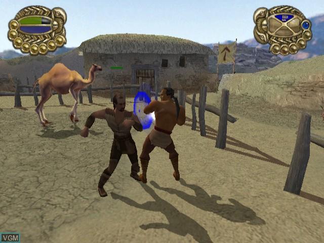 Scorpion King, The - Aufstieg des Akkadiers