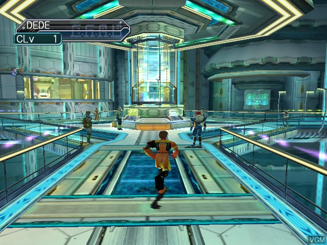 Phantasy Star Online Episode III - C.A.R.D. Revolution