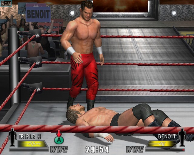 WWE Day of Reckoning for Nintendo GameCube - The Video Games