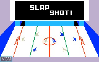 Slap Shot - Super Pro Hockey