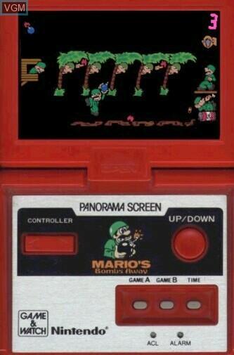 Marios Bomb's Away