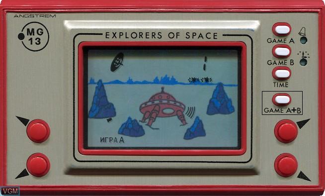 Explorers of Space