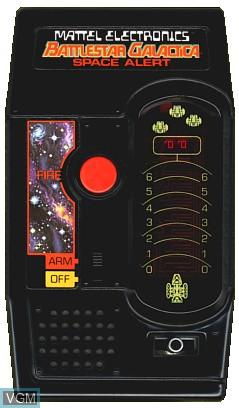 Battlestar Galactica - Space Alert