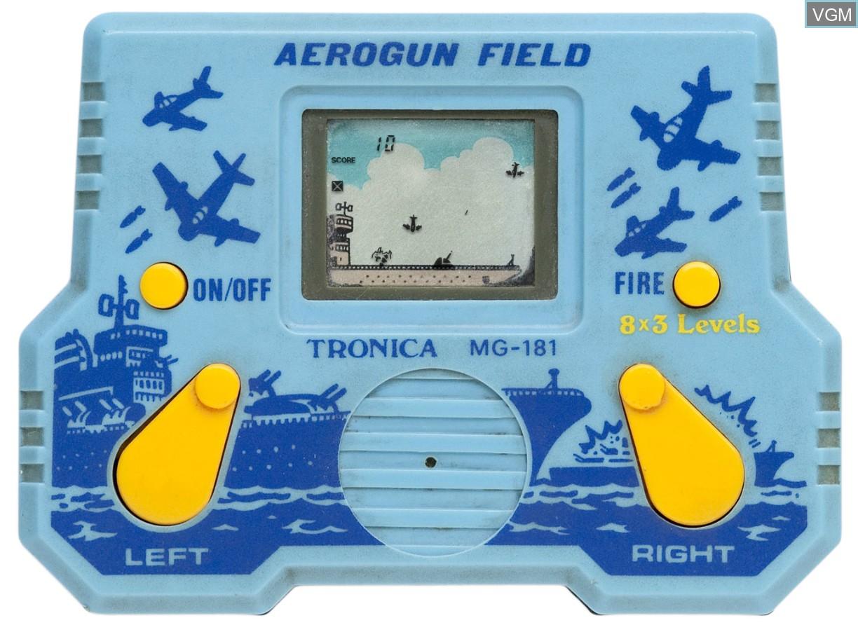 Aerogun