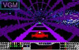 In-game screen of the game S.T.U.N. Runner on Atari Lynx