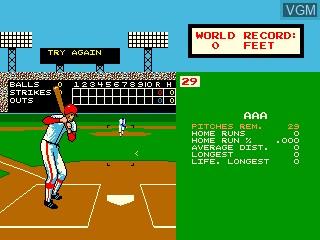 Super Baseball Double Play Home Run Derby