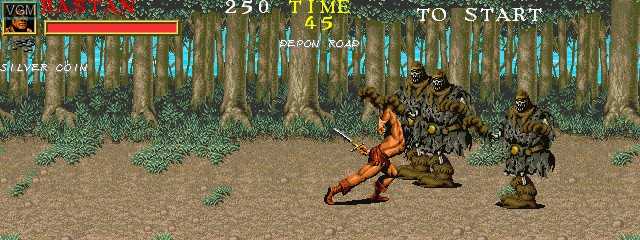 Warrior Blade - Rastan Saga Episode III