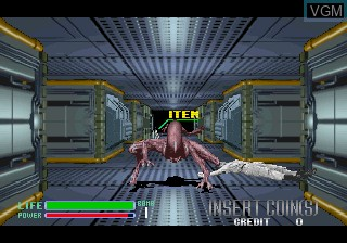 Alien 3 - The Gun