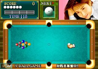 Billiard Academy Real Break