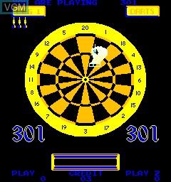 Bulls Eye Darts