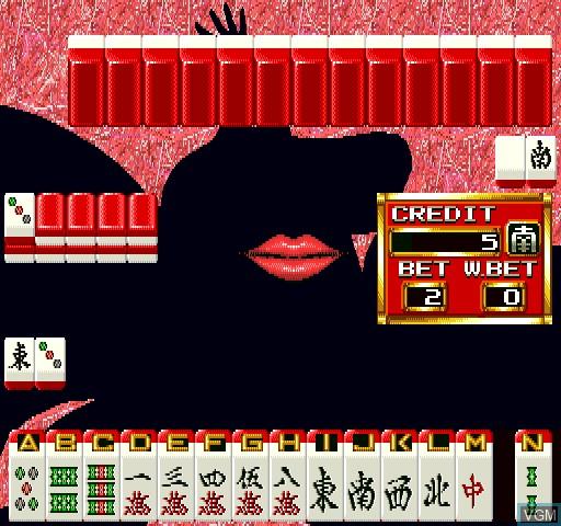 Mahjong Love House