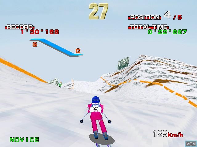 Alpine Racer