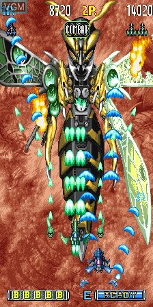 Bee Storm - DoDonPachi II