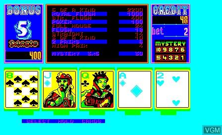 Magic Card II