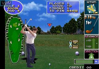 Eagle Shot Golf