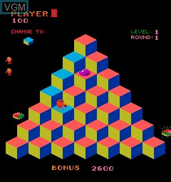 Faster, Harder, More Challenging Q-bert