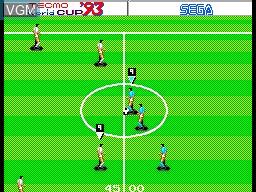 Tecmo World Cup '93