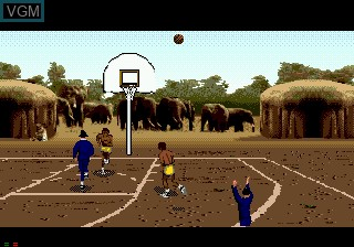 ESPN NBA Hang Time 95
