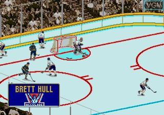 Brett Hull Hockey '95