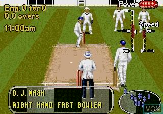 Brian Lara Cricket 96