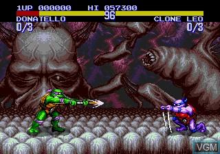Teenage Mutant Hero Turtles - Tournament Fighters
