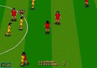 World Championship Soccer II