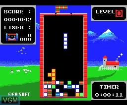Fa Tetris