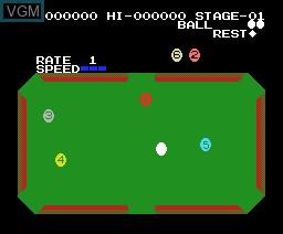 Konami's Billiard