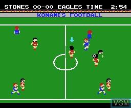 Konami's Football