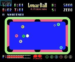 Lunar Ball