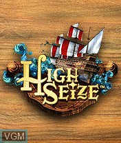 Title screen of the game High Seize on Nokia N-Gage