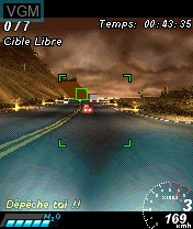 In-game screen of the game Asphalt - Urban GT on Nokia N-Gage