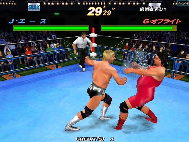 Giant Gram 2 - All Japan Pro Wrestling In Nippon Budokan