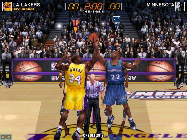Virtua NBA
