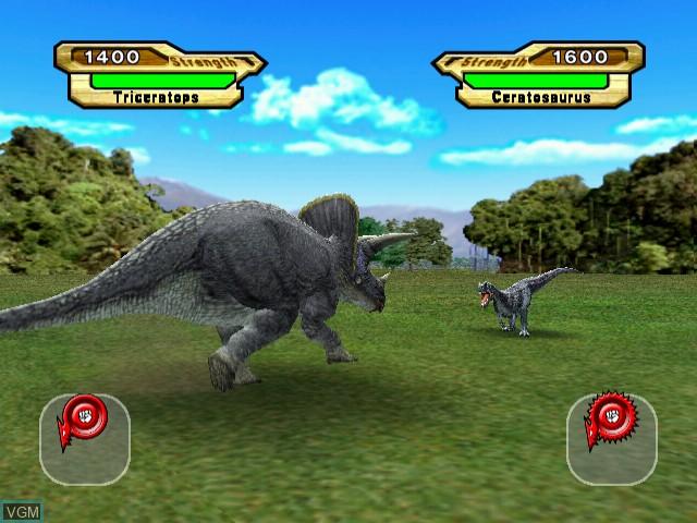 Dinosaur King - Operation - Dinosaur Rescue