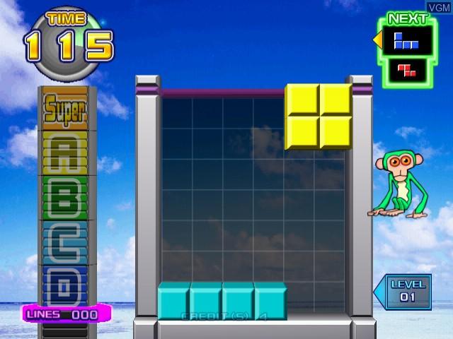 Tetris Giant / Tetris Dekaris