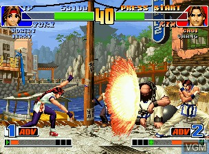 King of Fighters '98, The - Dream Match Never Ends