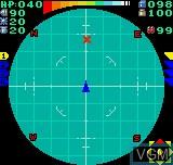In-game screen of the game Dive Alert - Matt's Version on SNK NeoGeo Pocket
