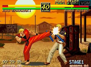 Art of Fighting 3 - The Path of the Warrior / Art of Fighting - Ryuuko no Ken Gaiden