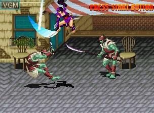 Sengoku 3 for SNK NeoGeo - The Video Games Museum