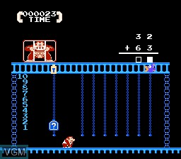 Donkey Kong Jr. + Jr. Lesson