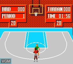 Jordan Vs Bird - One On One