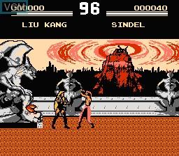 Mortal Kombat Trilogy - 8 People