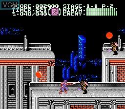 Ninja Ryukenden II - Ankoku no Jashin Ken